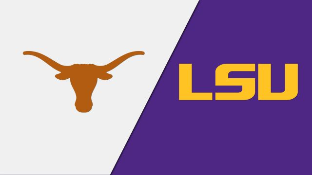 Texas vs. LSU (Softball)