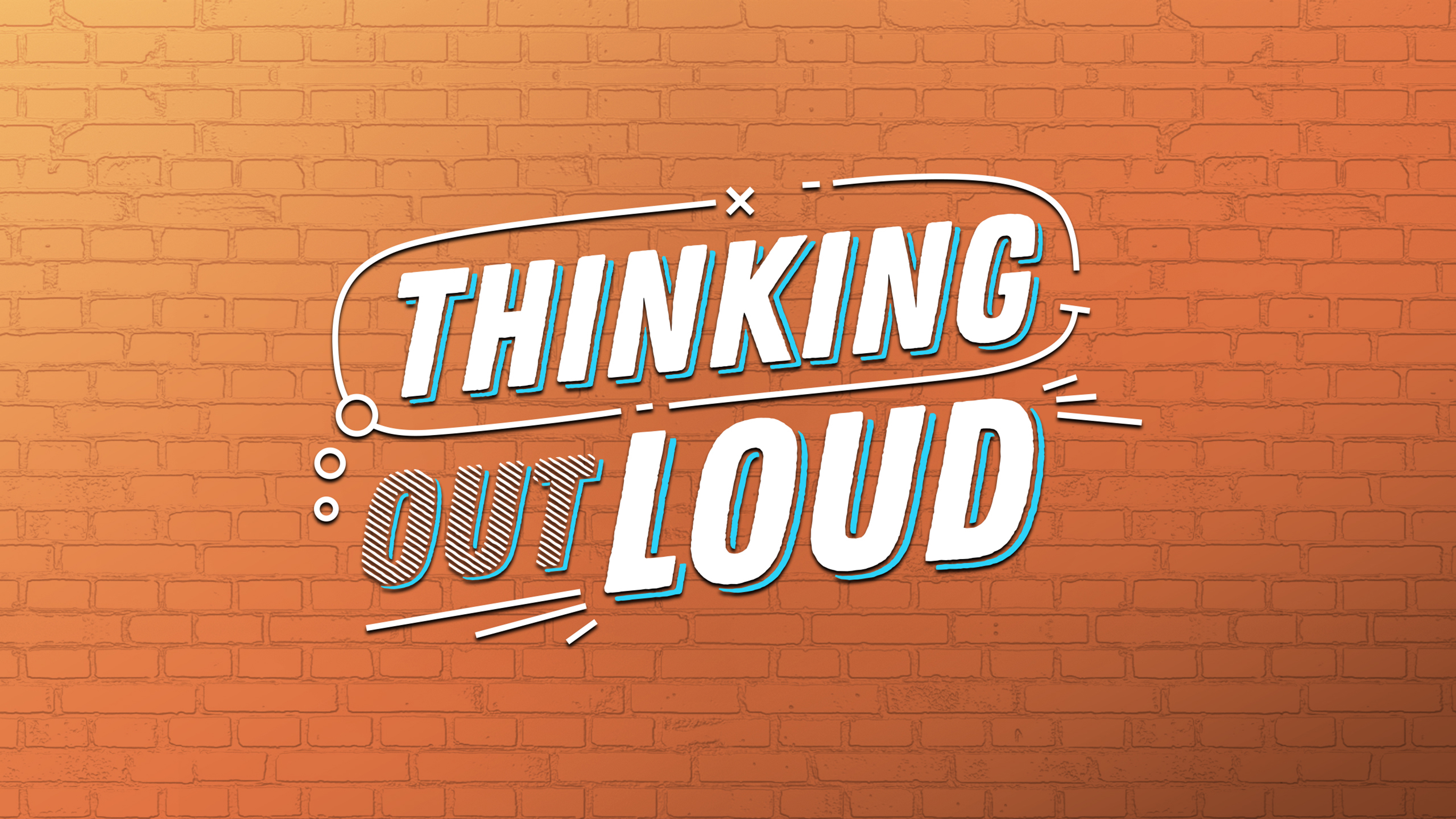 Mon, 10/15 - Thinking Out Loud Presented by Regions Bank
