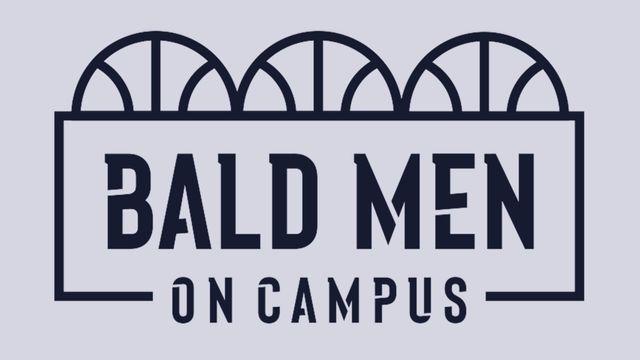 Bald Men on Campus