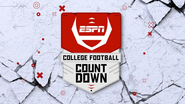 Thu, 10/10 - College Football Countdown Delivered by Papa John's