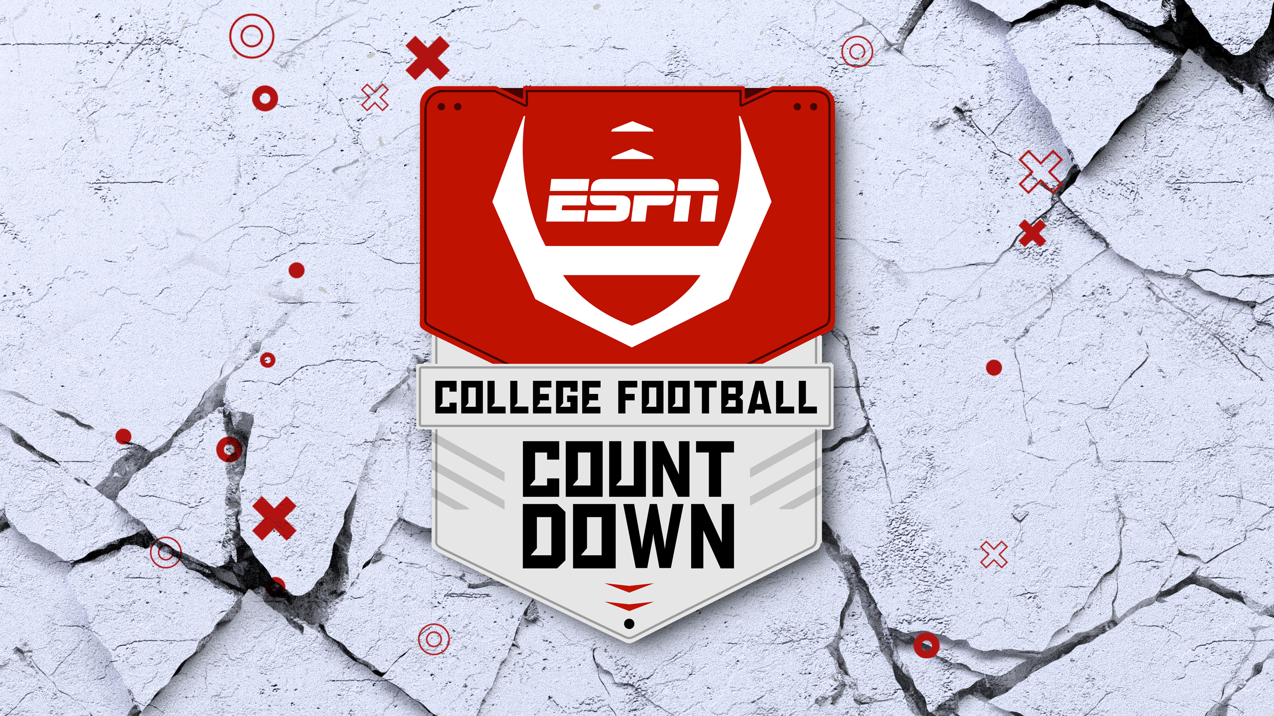 Thu, 10/18 - College Football Countdown Delivered by Papa John's