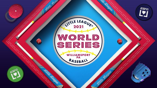 2019 Little League World Series Webgems/Championship Preview