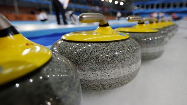 2019 World Financial Group Continental Cup (Draw #1 - Mixed Doubles)