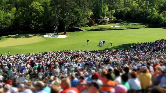 U.S. Open Golf Championship: Practice Tee