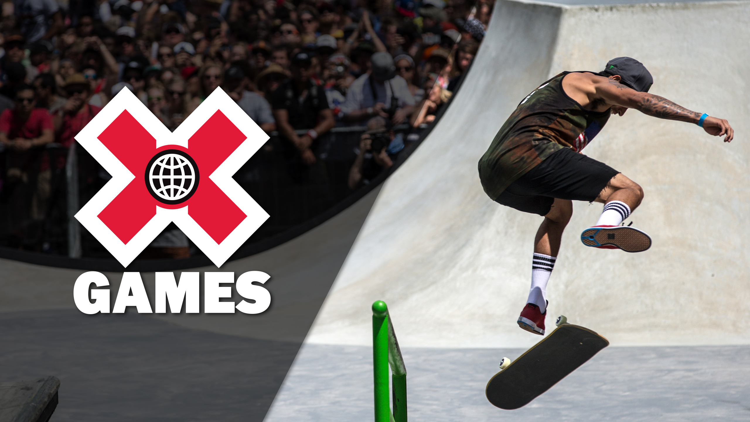 World of X Games: Stab High Air Presented by Monster Energy