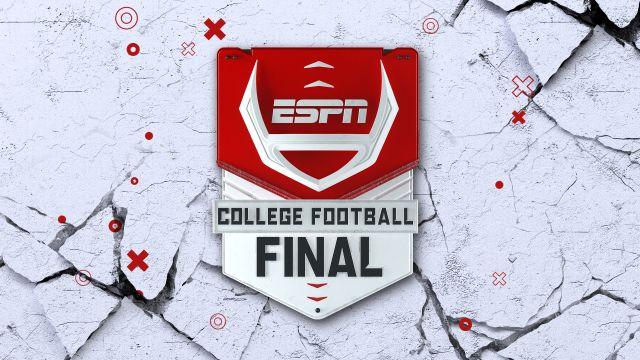 Sun, 9/22 - College Football Final