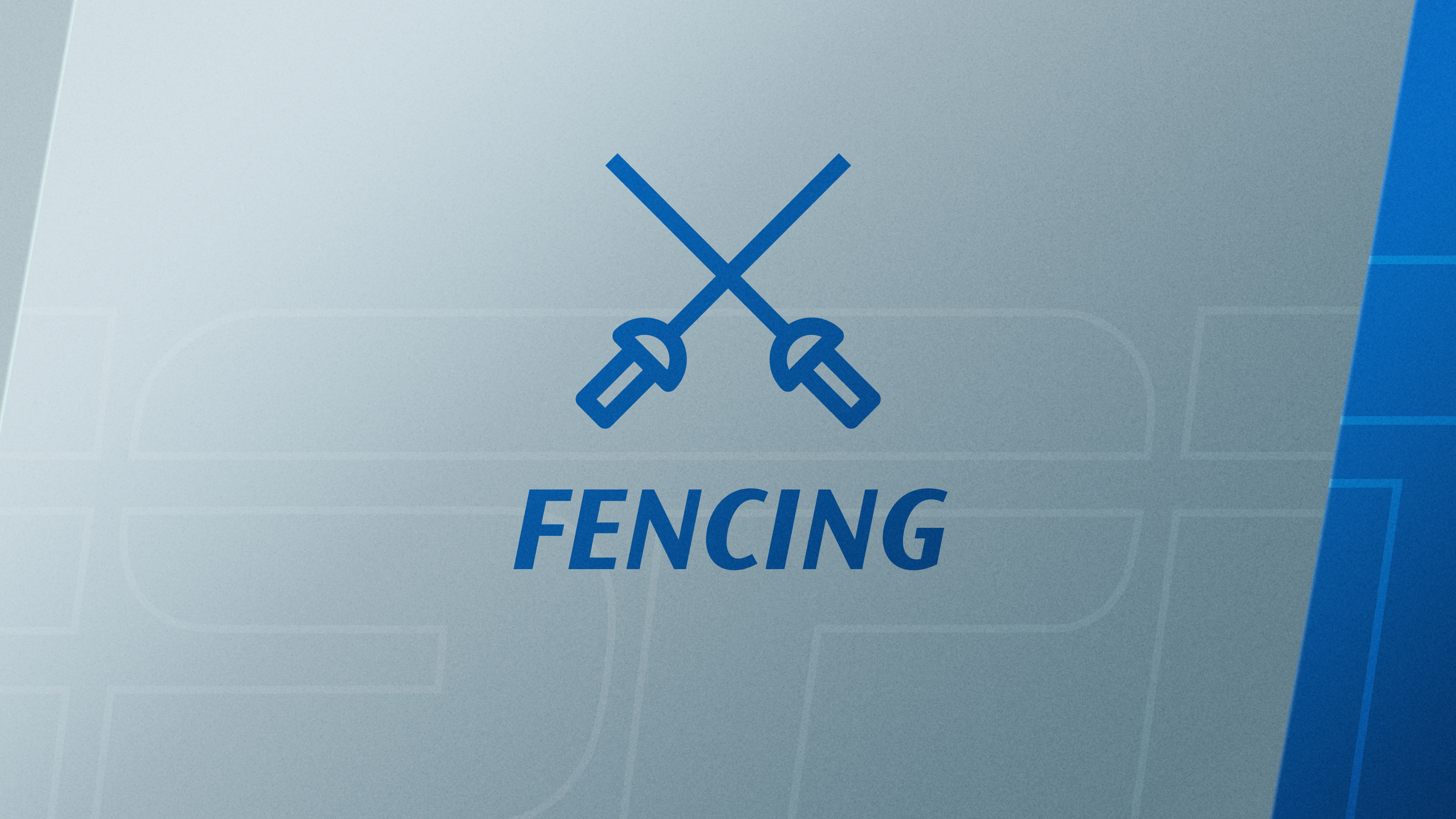 Men's and Women's Fencing Championship