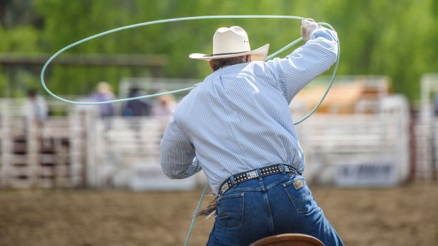 Wed, 8/14 - College National Finals Rodeo