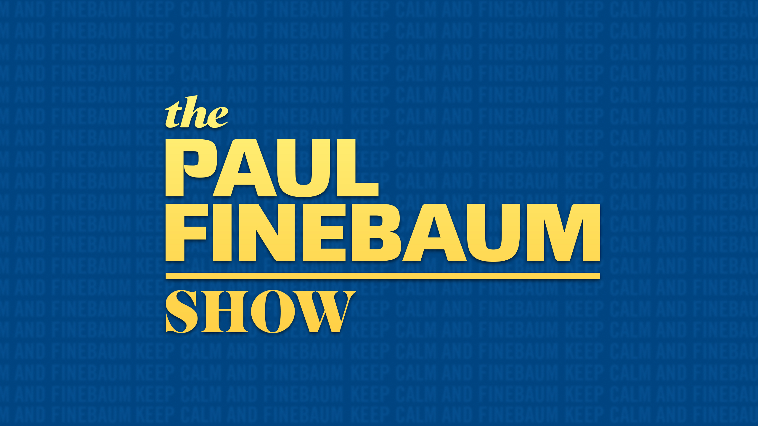 Thu, 10/18 - The Paul Finebaum Show Presented by Pilot Flying J
