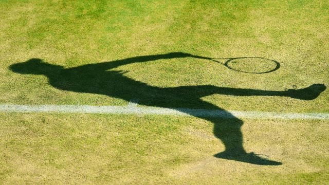 Roger Federer (SUI) vs. Kevin Anderson (RSA) (Dia #5)