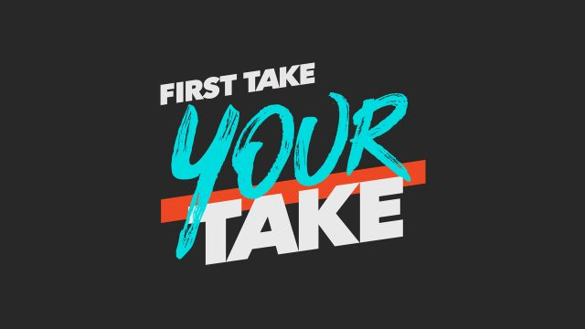 Fri, 3/27 - First Take, Your Take with Jason Fitz Presented by Progressive