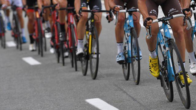 Ciclismo - Nairo Quintana en el Tour de France
