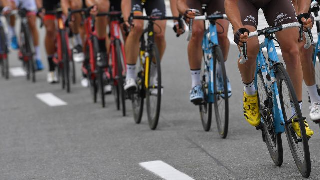 Ciclismo Abu Dhabi Tour - Etapa #1