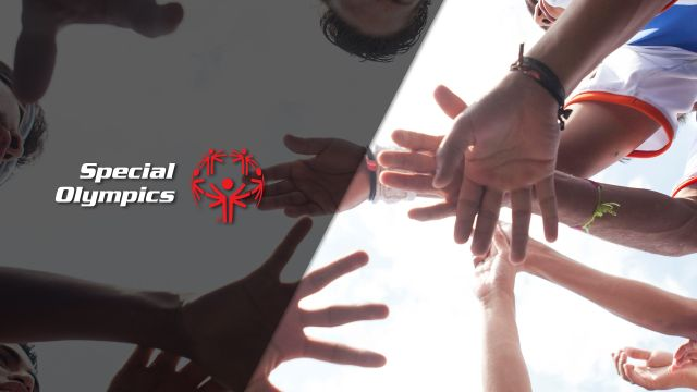 2019 Special Olympics World Games: Volleyball