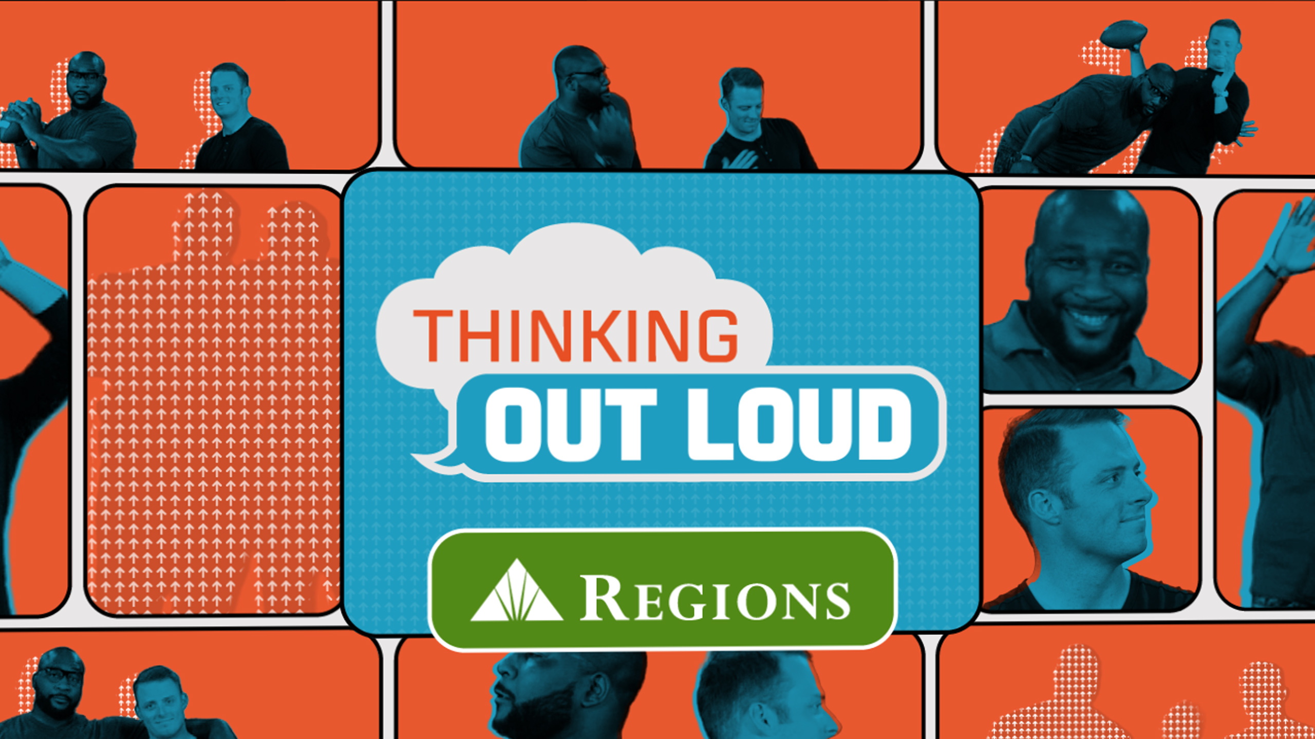 Mon, 9/24 - Thinking Out Loud Presented by Regions Bank