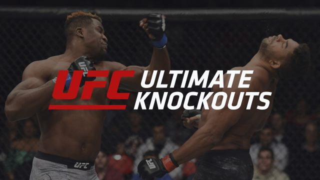 UFC Ultimate Knockouts: Light Heavy Hitters