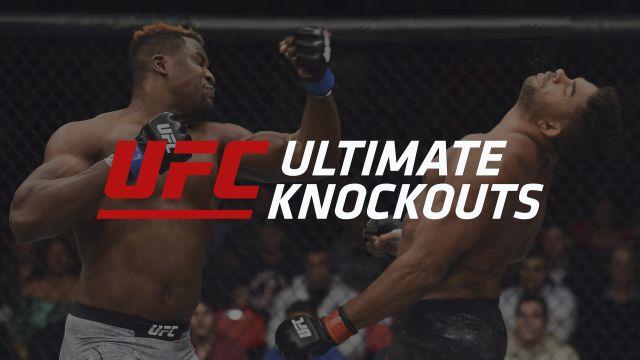 UFC Ultimate Knockouts: Light Heavy Hitters