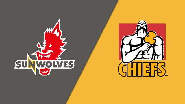 Sunwolves vs. Chiefs
