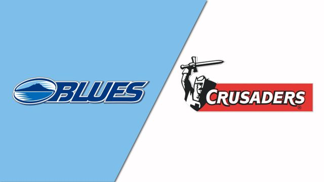 Blues vs. Crusaders