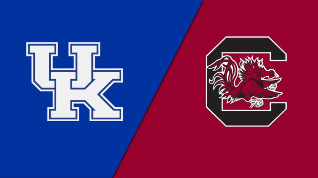 Kentucky vs. South Carolina (M Basketball)