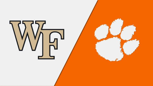 Wake Forest vs. Clemson