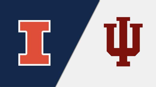 Illinois vs. Indiana (Quarterfinal #1) (Big Ten Men's Tournament)