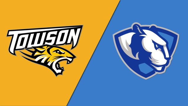 Towson vs. Eastern Illinois (Quarterfinals)