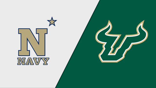 Navy vs. South Florida