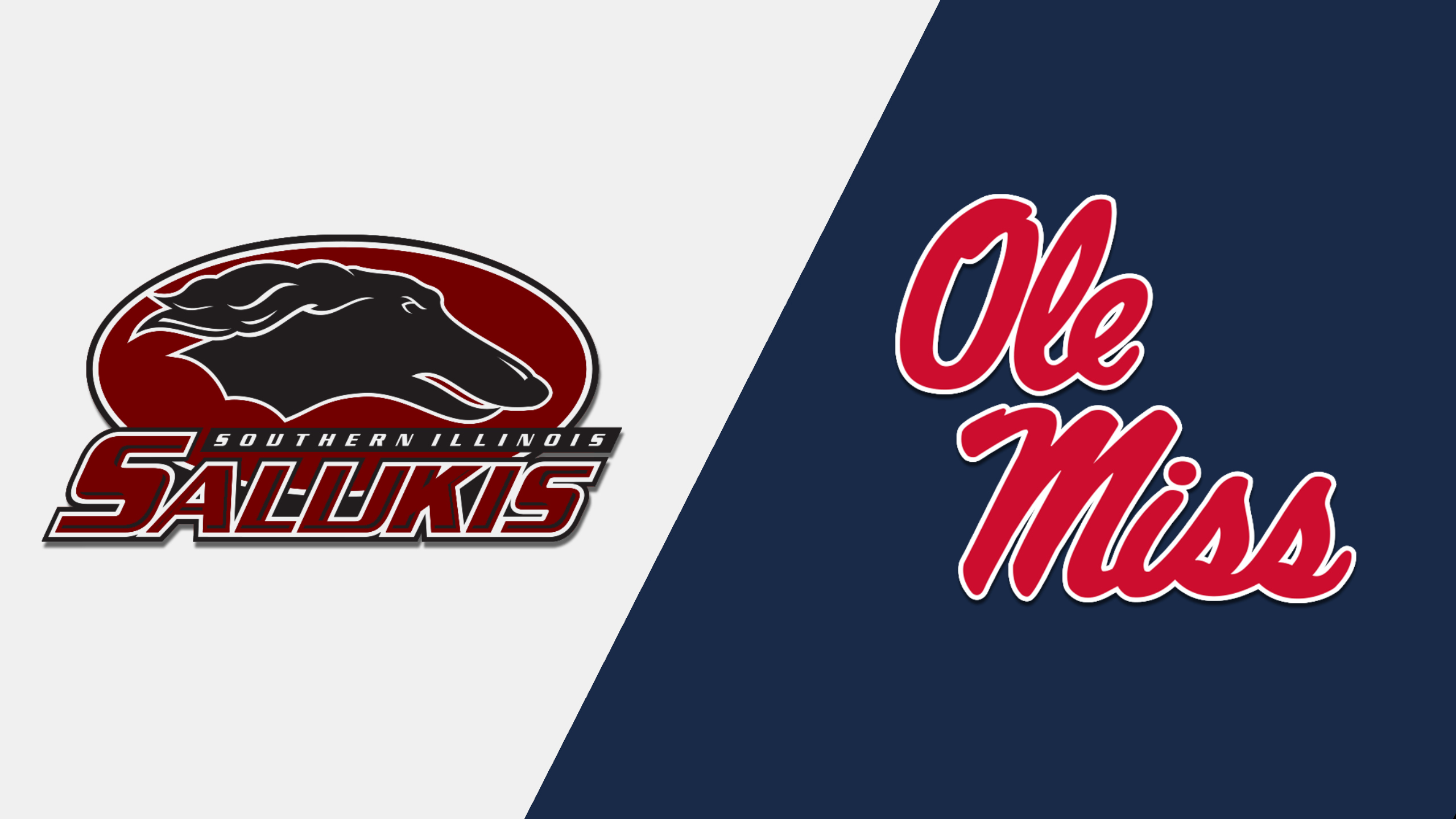 Southern Illinois vs. Ole Miss (re-air)