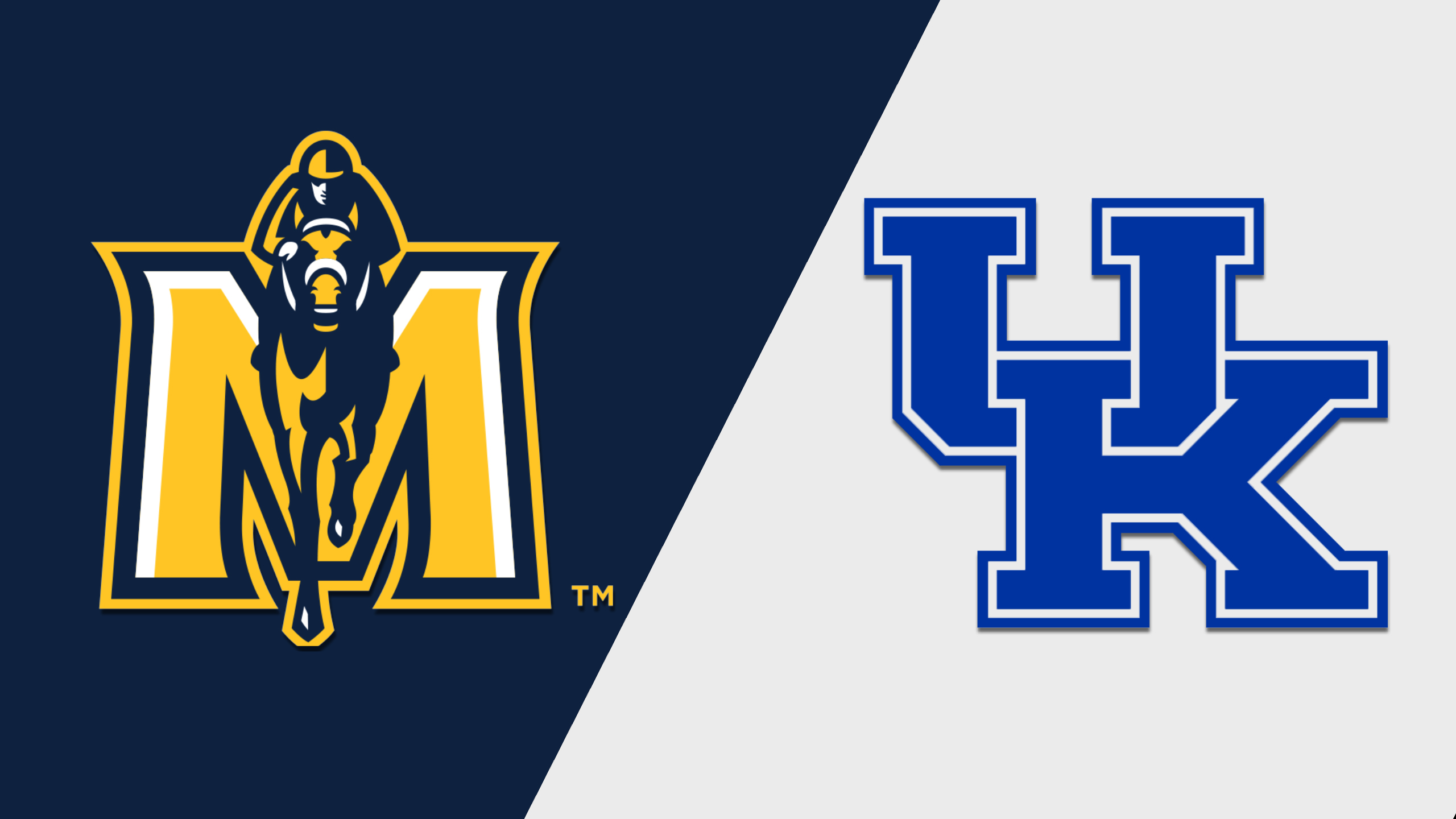 Murray State vs. Kentucky (Football) (re-air)