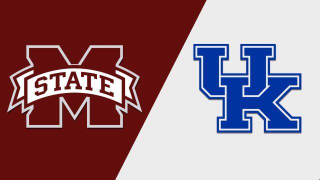 Mississippi State vs. Kentucky