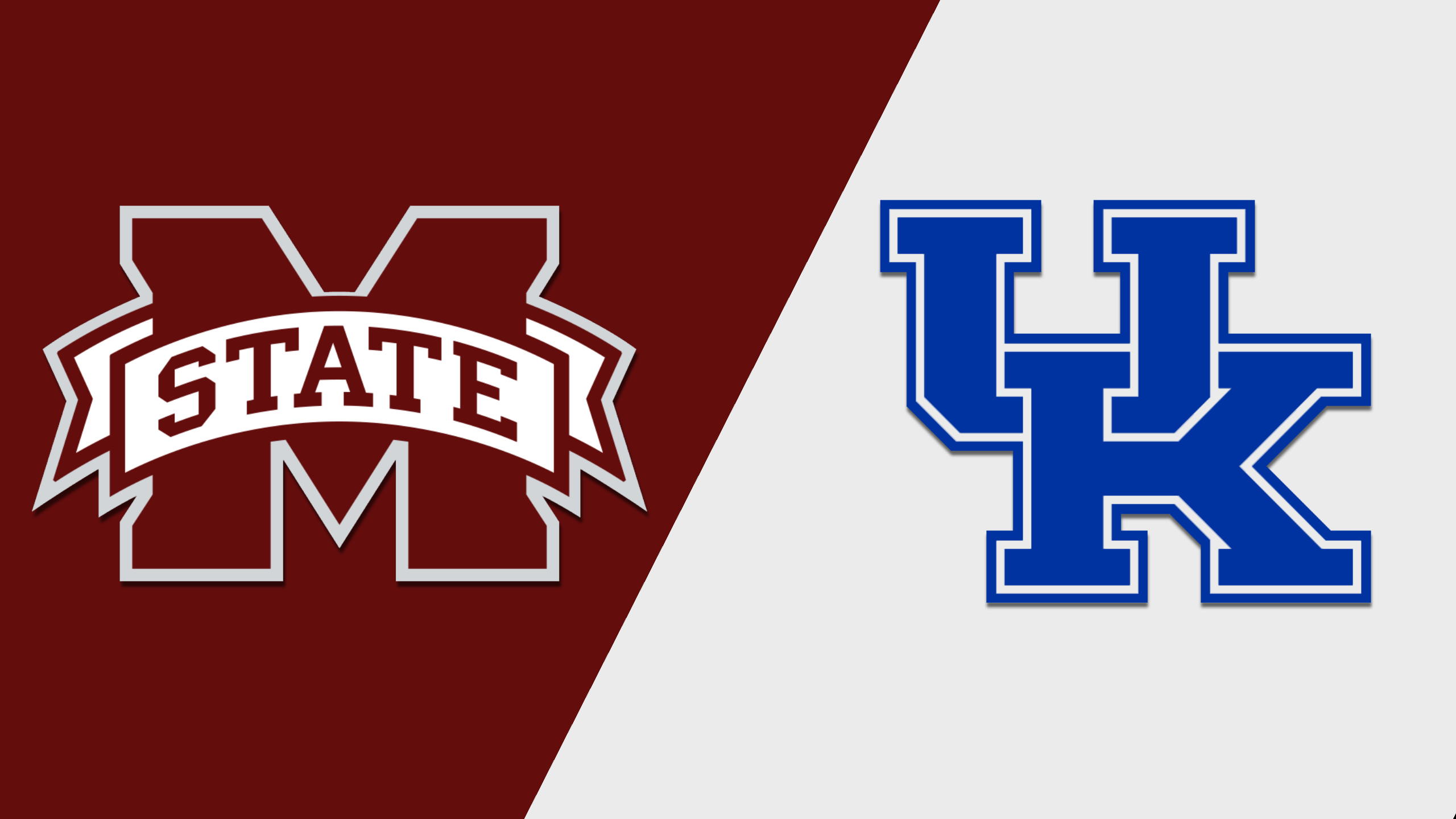 #14 Mississippi State vs. Kentucky (re-air)