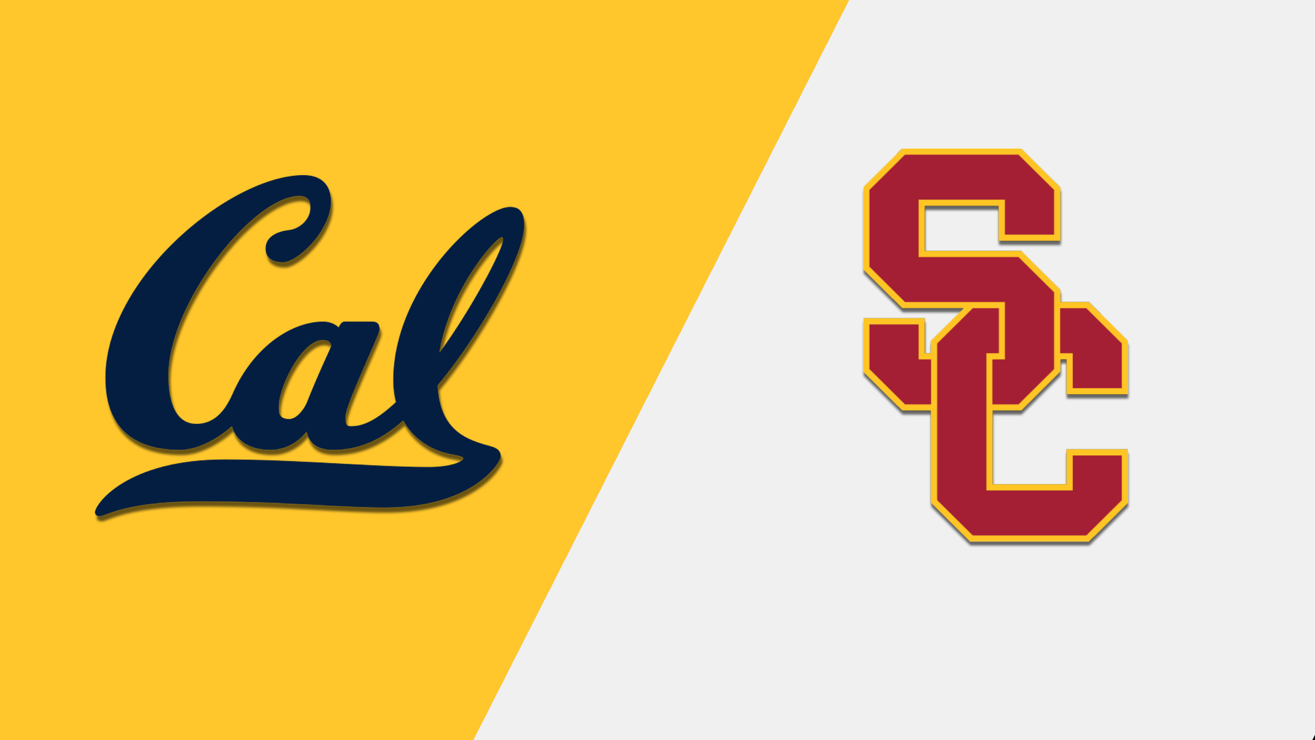 California vs. USC (Football) (re-air)