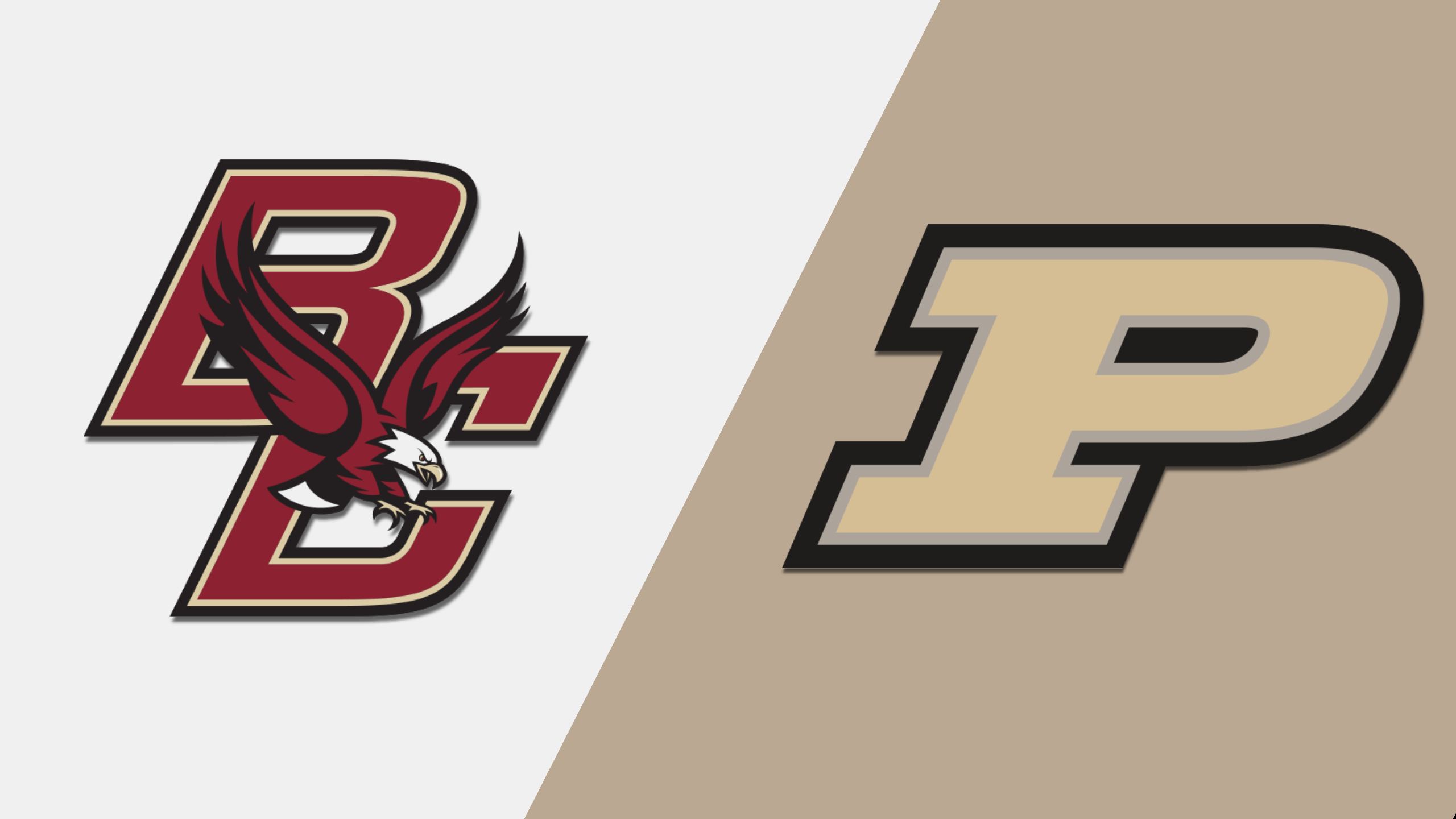 #23 Boston College vs. Purdue (Football) (re-air)