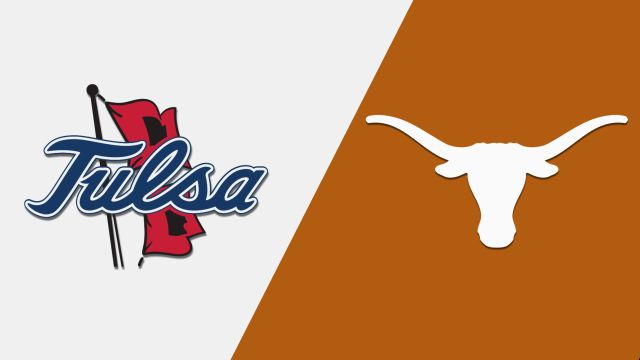 Tulsa vs. Texas (re-air)