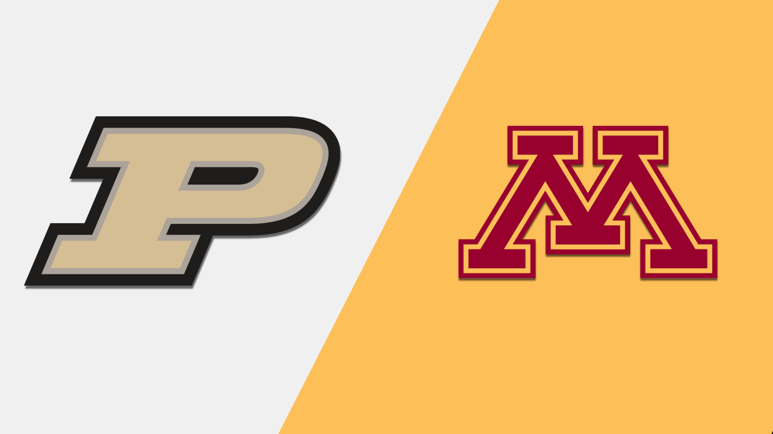 Purdue vs. Minnesota (Football) (re-air)