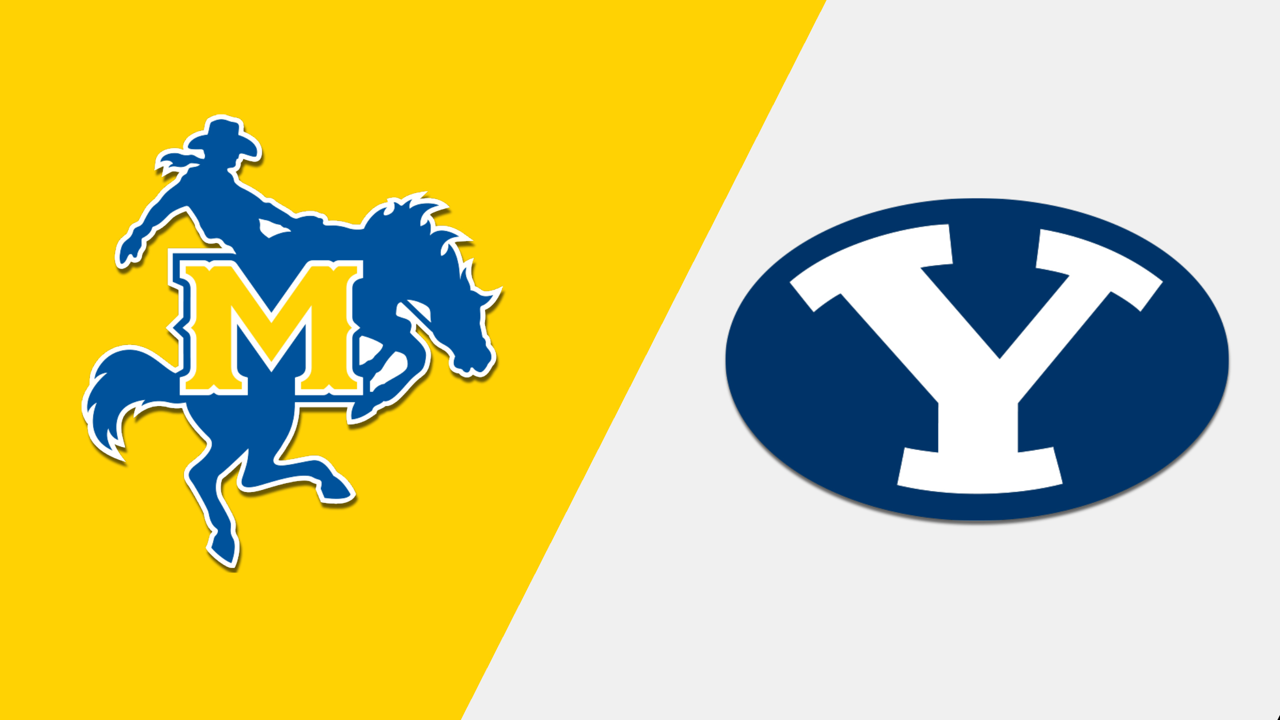 McNeese vs. #25 BYU (Football)