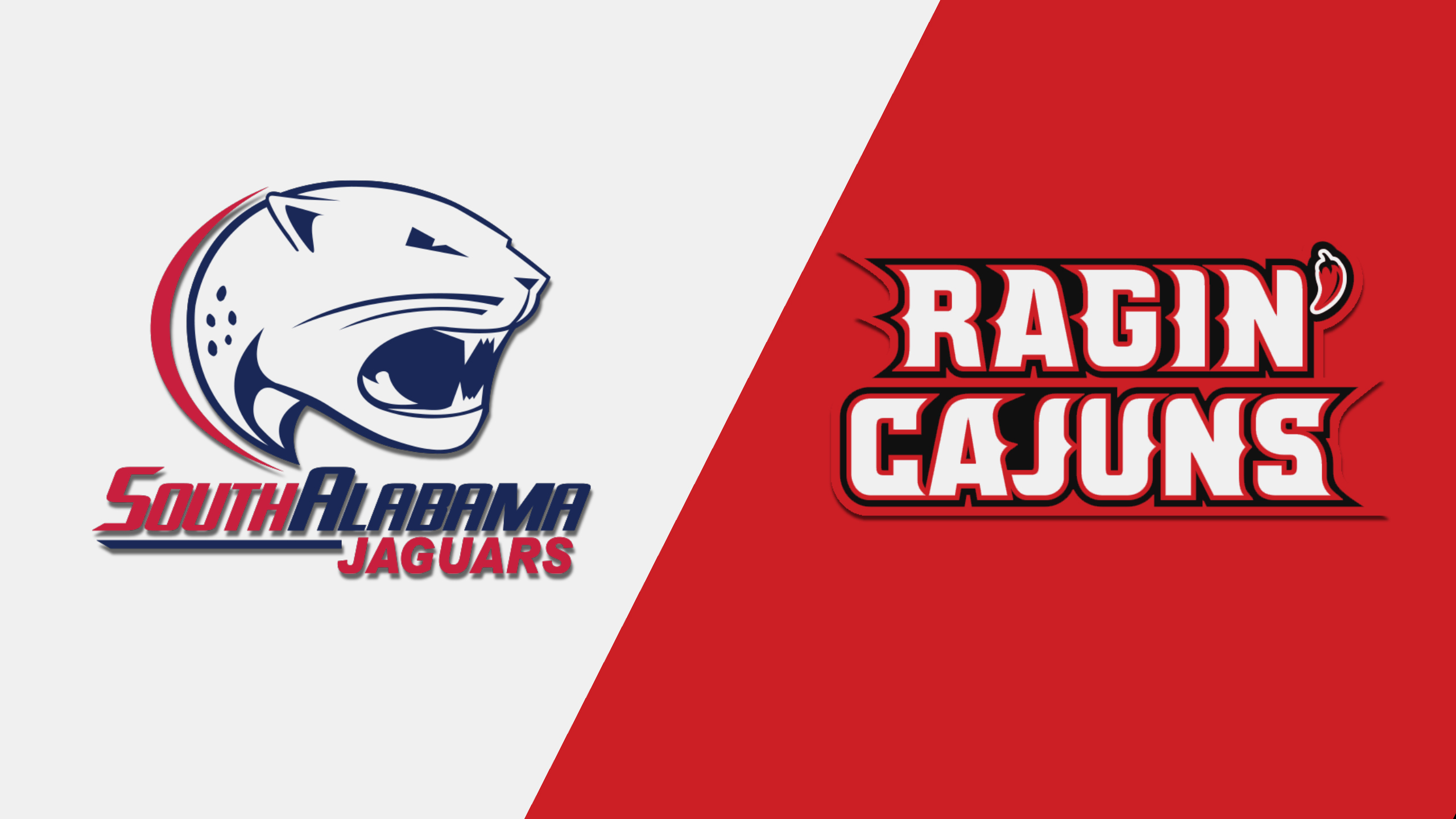 South Alabama vs. Louisiana (Football)