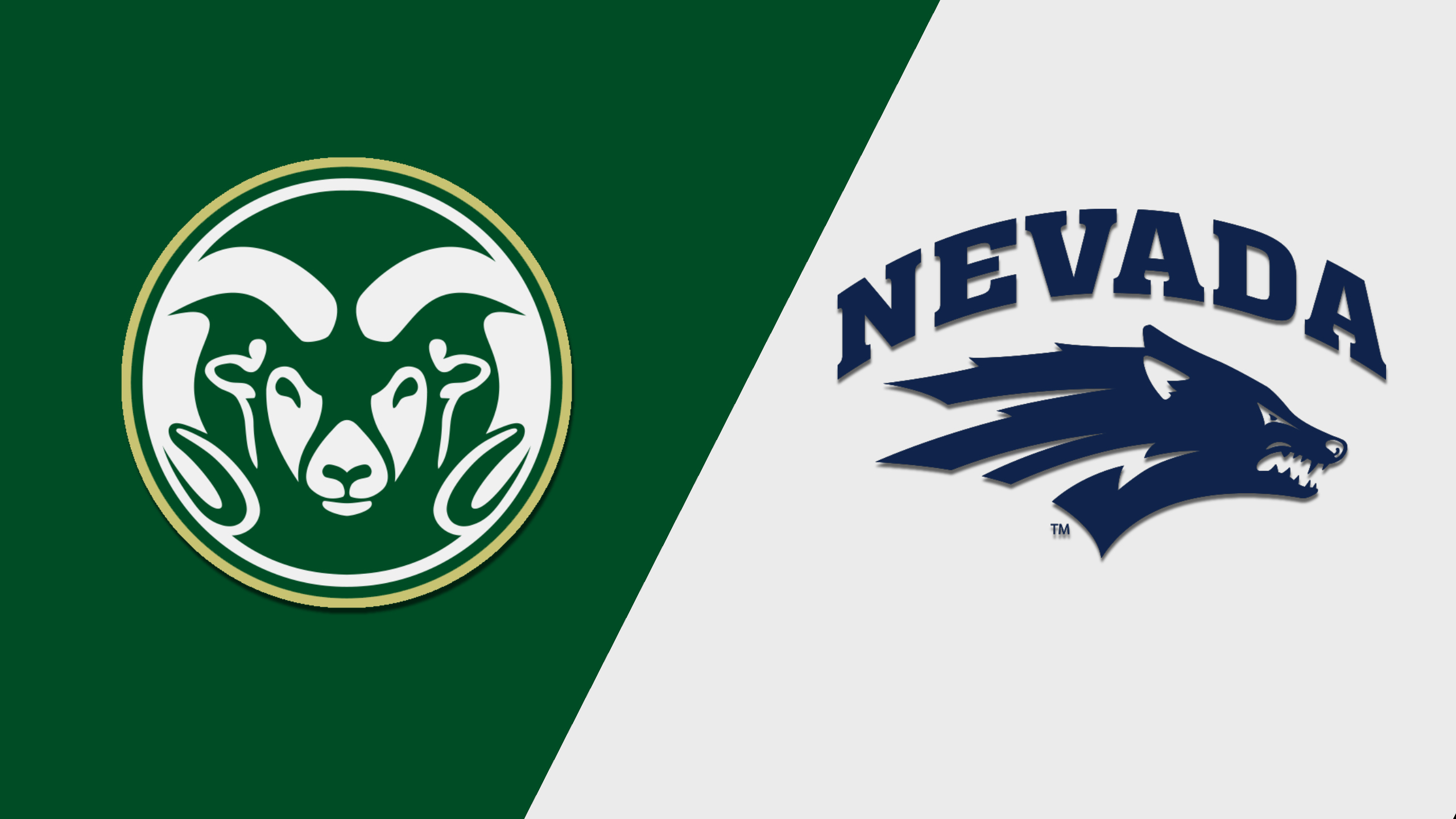 Colorado State vs. Nevada (Football) (re-air)