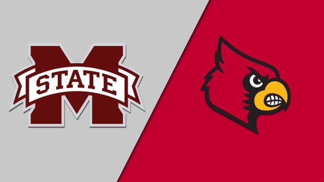 #4 Mississippi State vs. #2 Louisville (Quarterfinal #2)