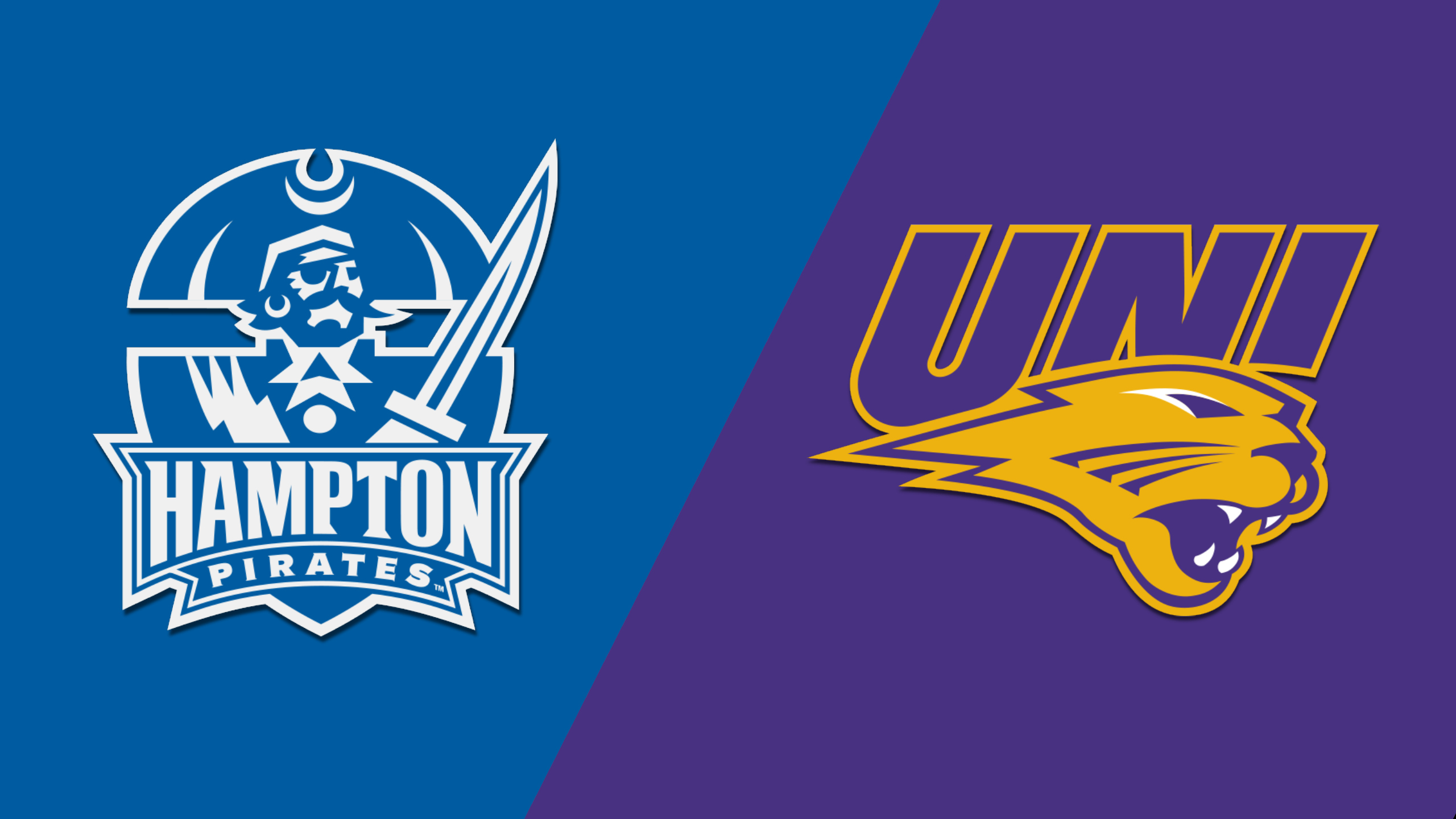 Hampton vs. Northern Iowa (Football)