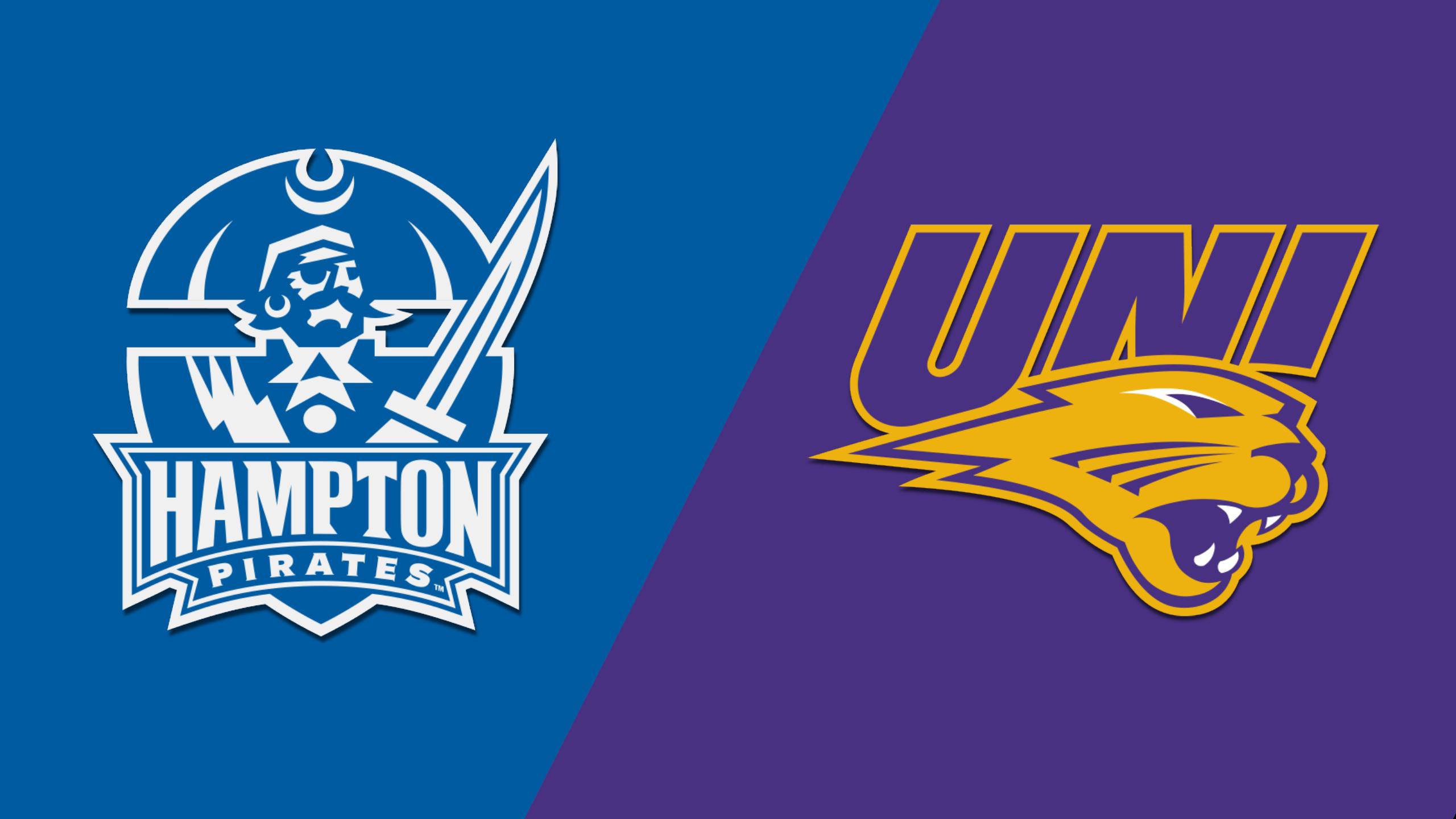Hampton vs. Northern Iowa (Football)