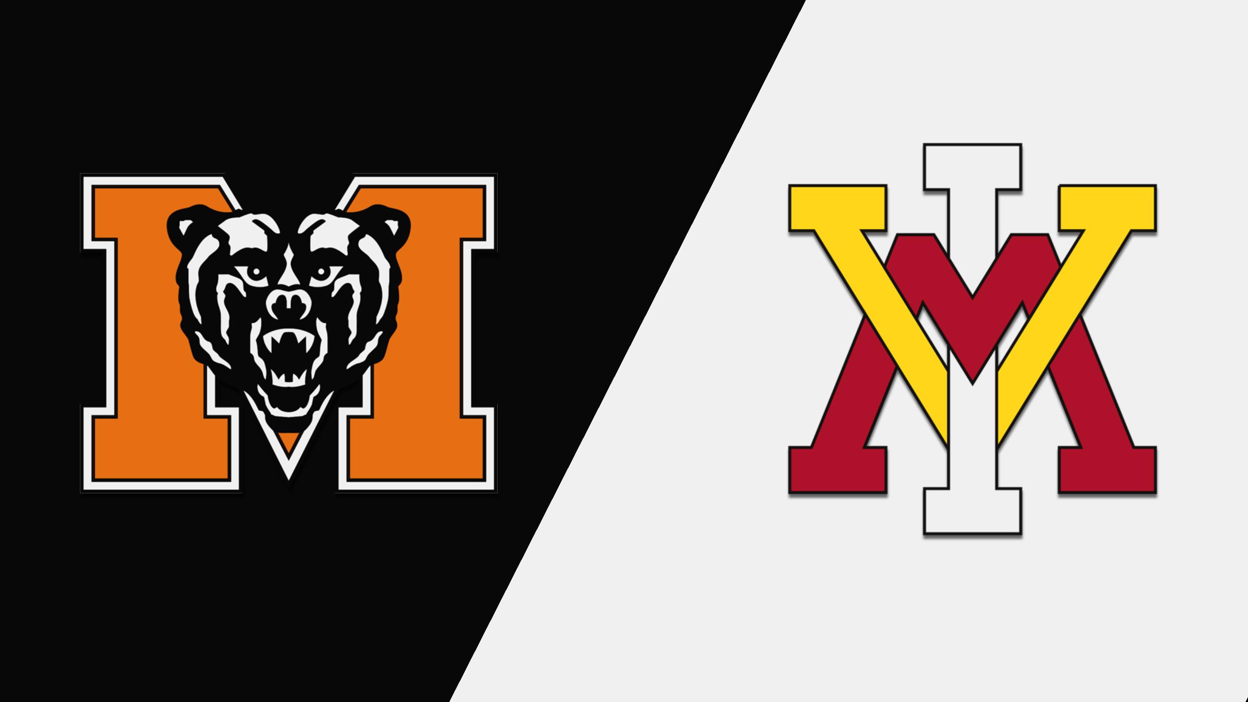 Mercer vs. VMI (Football)