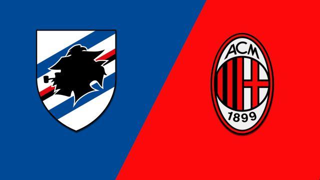 Sampdoria vs. Milan
