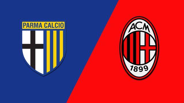 Parma vs. Milan