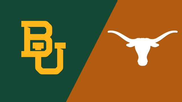 Baylor vs. Texas