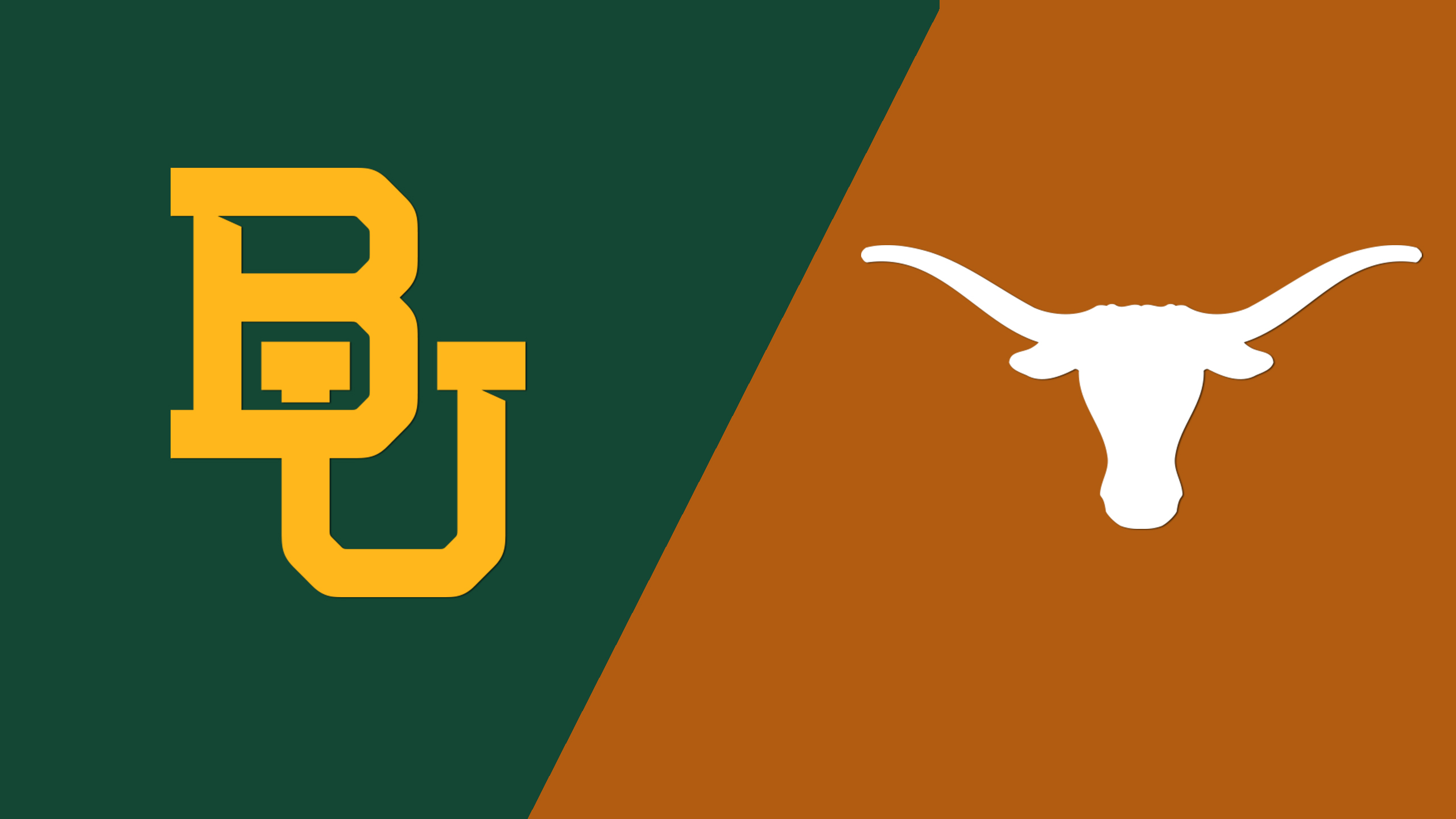 Baylor vs. #11 Texas (W Soccer) (re-air)