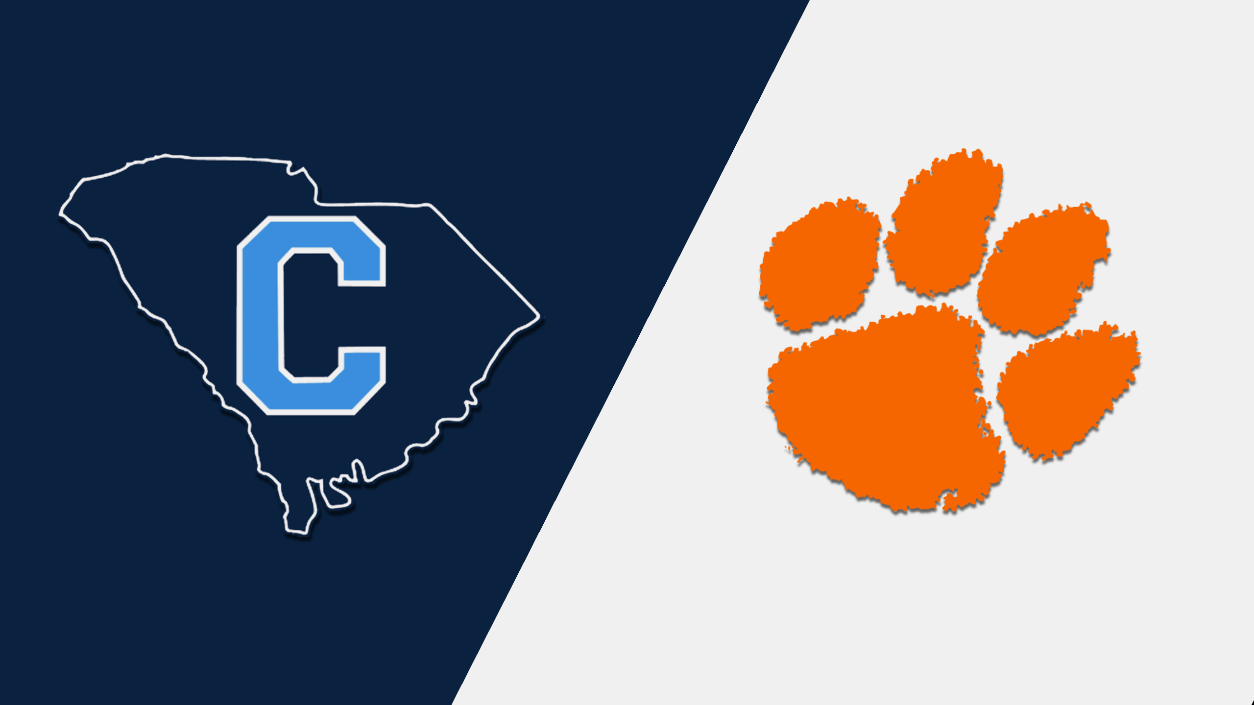 The Citadel vs. #22 Clemson (M Basketball)