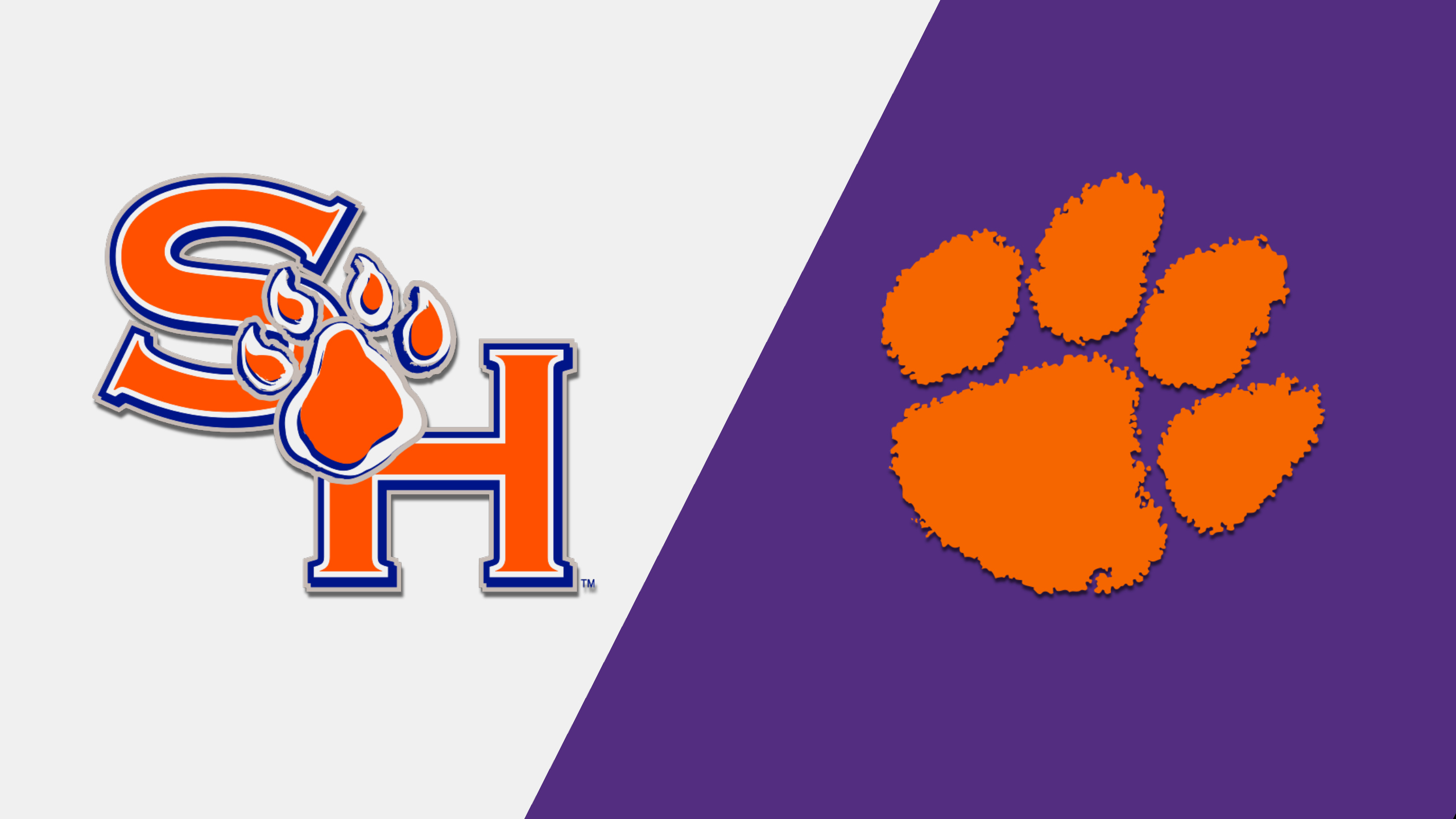 Sam Houston State vs. #19 Clemson (M Basketball)