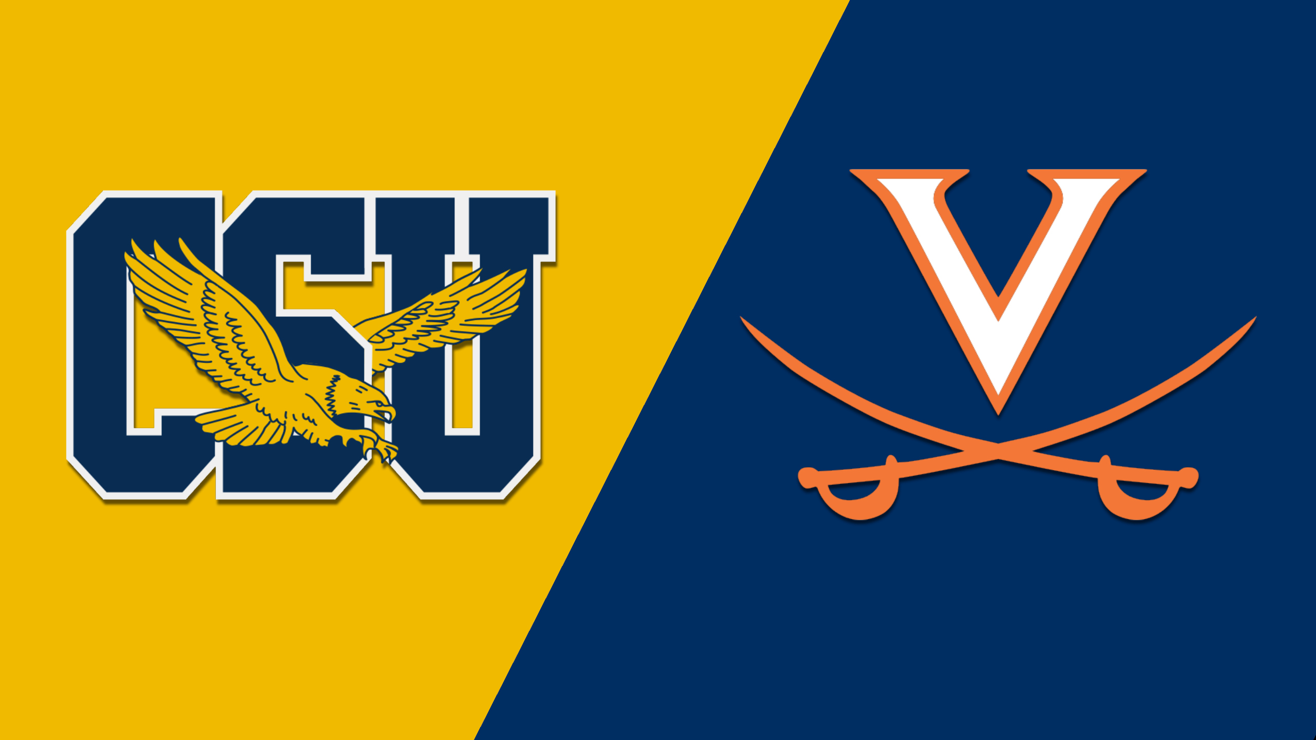 Coppin State vs. #4 Virginia (M Basketball)